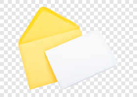 Yellow envelope with... — preview