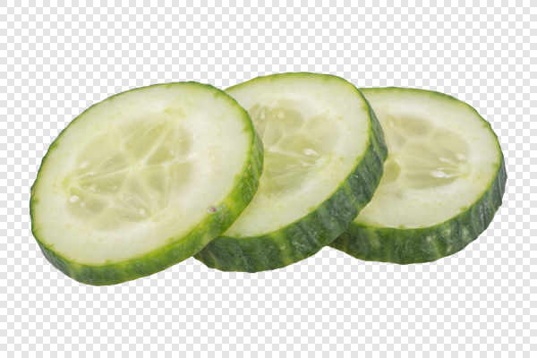 Slices of cucumber — preview