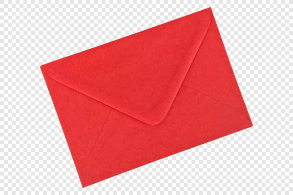 Red envelope — preview