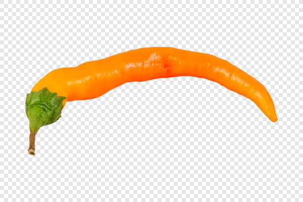 Orange chilli pepper... — preview