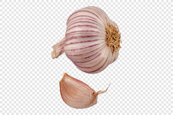 Ripe garlic — preview
