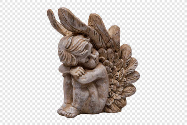 Christmas angel figurine... — preview