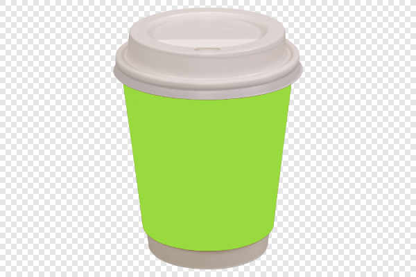 Green coffee drinking... — preview