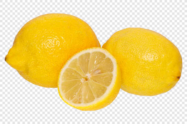 Group of lemons — preview