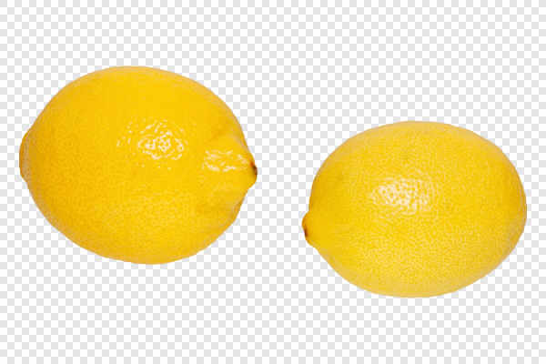 Two lemons — preview