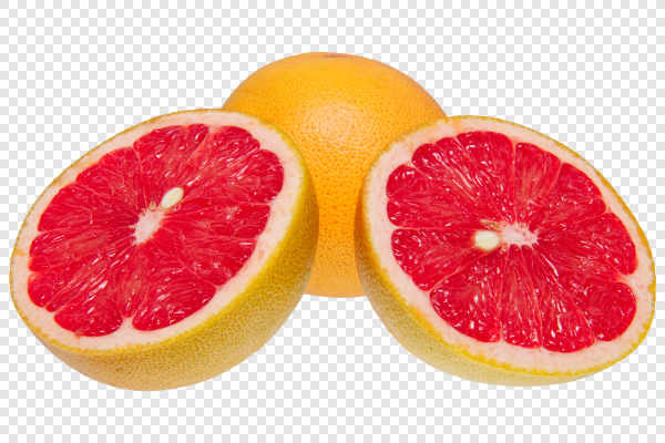 Fresh grapefruits — preview