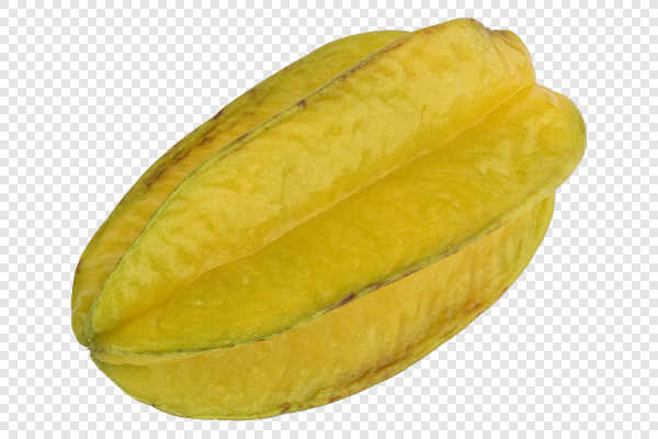 Yellow carambola — preview