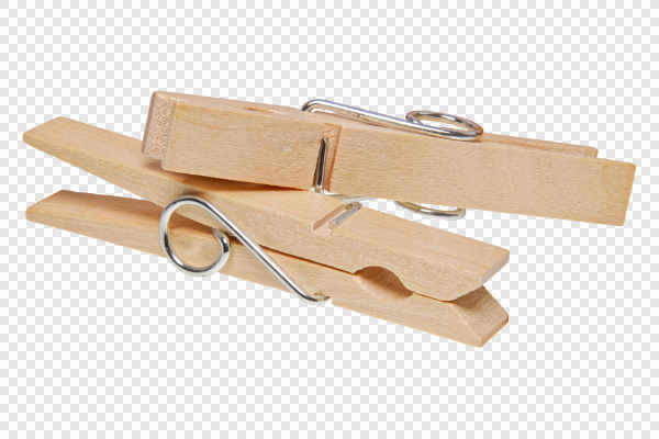 Wooden clothes pegs... — preview