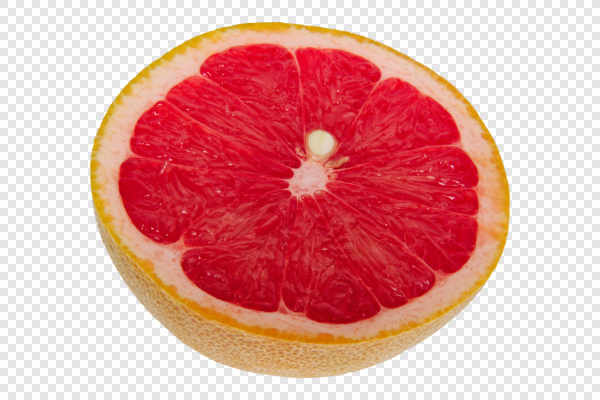 Half of grapefruit — preview