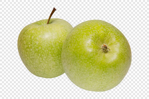 Green apples — preview
