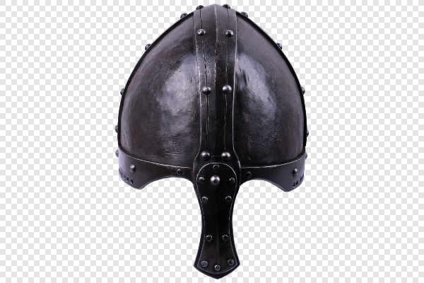 Steel knight helmet... — preview