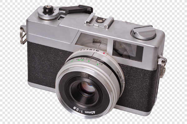Classic film camera... — preview