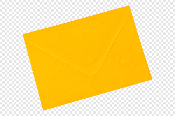 Yellow envelope — preview
