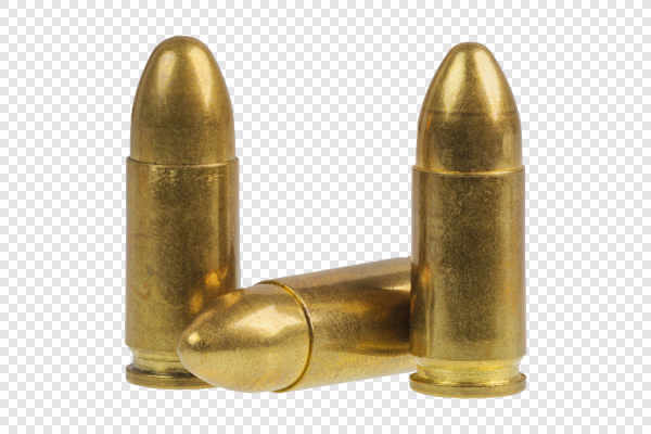 9mm bullets for a gun — preview