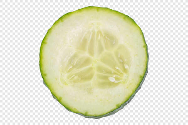 Slice of cucumber — preview